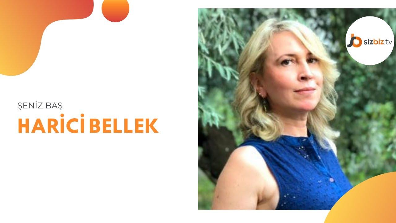 SizBiz TV | Şeniz Baş ile Harici Bellek | Konuk: Burak Albayrak