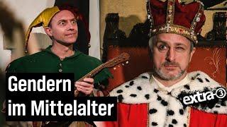 Gendern im Mittelalter – Die Erhabenheit der Sprache