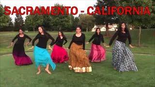 Jimikki Kammal Dance || Velipadinte Pusthakam | Mohanlal | Team Desi Rhythm | Sacramento