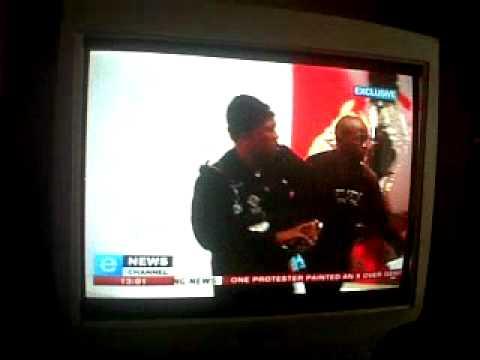 Zuma Painting Zuma Painting Vandalized