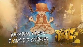 """BITC Online 2021 - Abertura e exposição """"O Som e o Silêncio"""" de Felipe Reis"""