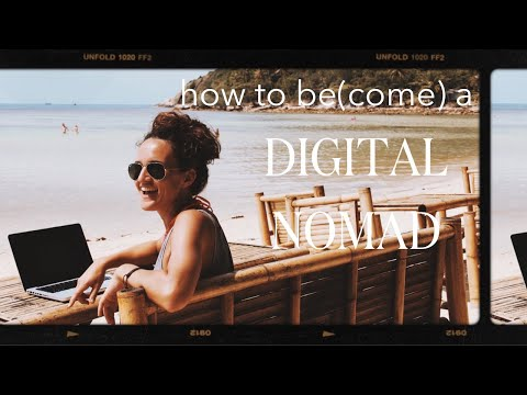 WHAT IT TAKES TO BE(COME) A DIGITAL NOMAD - Professional Wild Child