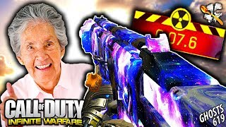 A Grandma Plays Call of Duty and This Happens 😂