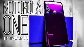 Motorola one macro | Моторола зачем же так...