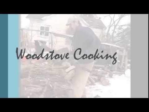 WoodStove Cooking Ep2. Pork and Pumpkin Chili !
