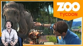 MEAN ELEPHANT | Zoo tycoon