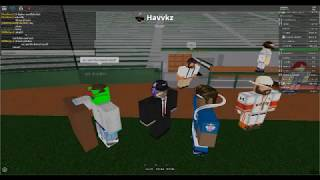 (Teil 2) Vom Roblox Homerun Derby MLB