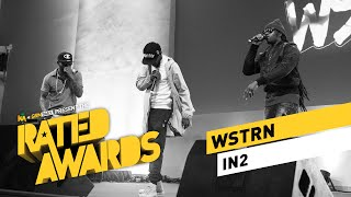 WSTRN - In2 Live | #RatedAwards 2015