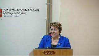 1987 ЮВАО рейтинг 388 Викторова НА зам директора не аттестована ДОгМ 03.10.2017