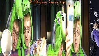 BuhByberg Gaming Tries IHOP Addams family Breakfast Menu