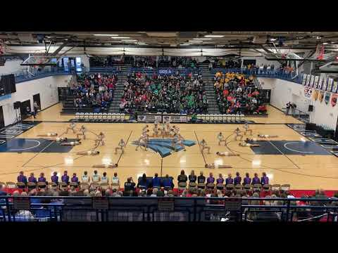 Sartell Dance Team Kick 2019
