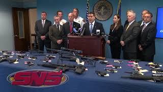 Gun Trafficking Ring Taken Down on Long Island