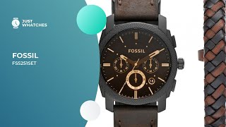 Slick Fossil FS5251SET Men Watches Features, Prices, Full Specs