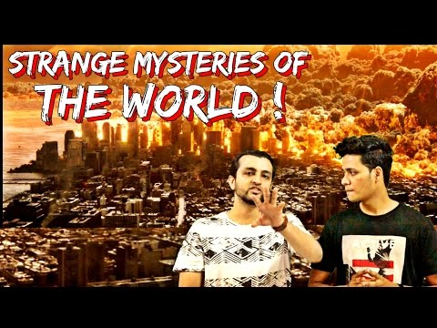 Strange Mysteries of the World ! l The Baigan Vines