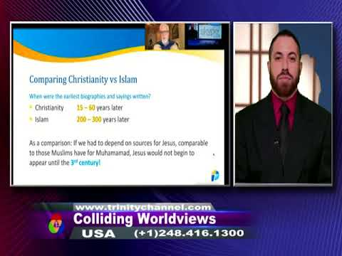 Why Are There Four Islamic Qiblas? / Colliding Worldviews