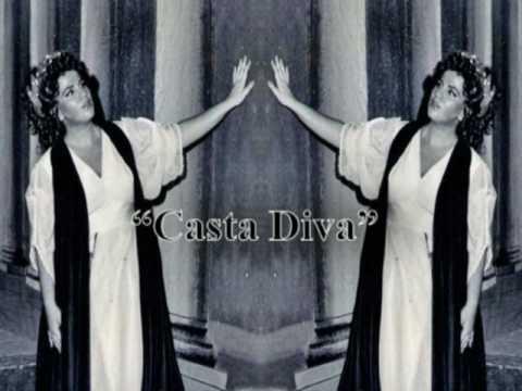 Maria dragoni casta diva norma vincenzo bellini - Norma casta diva testo ...