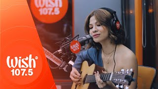 """Download Janine Teñoso performs """"Art of Letting Go"""" LIVE on Wish 107.5 Bus"""