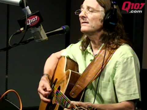Roger Hodgson  Across The Universe  on Q107