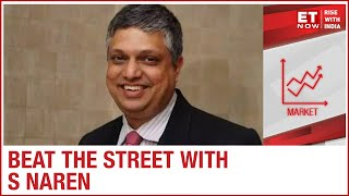 Do not see benchmark indices being beaten in case of a narrow rally: S Naren, ICICI Prudential AMC
