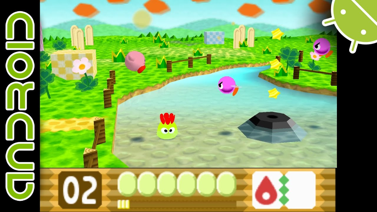 [60 FPS] SuperGNES Emulator 1.4.2 for Android | Kirby's ...