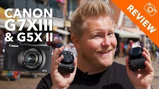 Review CANON G5xii en G7xiii - Is de hype terecht?! - Kamera Express