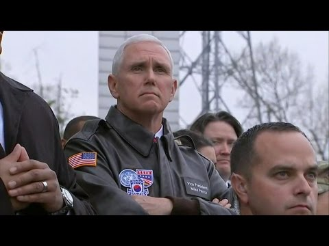 Vice President Pence declares end to