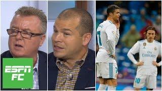 Modric beats Ronaldo for UEFA best player; agent calls it 'ridiculous, shameful' | ESPN FC