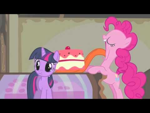 mlp pinkie pie quotthe cake pigquot youtube