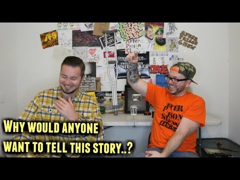 Dave's Craziest Prison Story