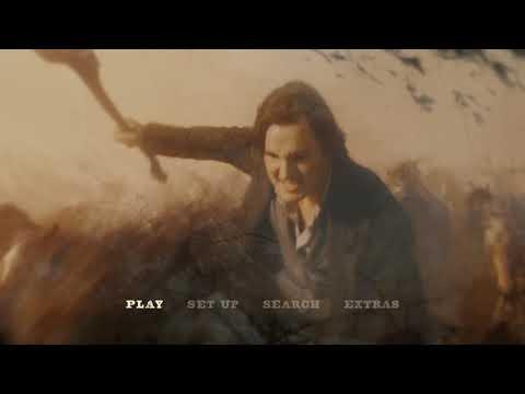 Download Abraham Lincoln Vampire Hunter (2012) Blu-ray™ Disc Main Menu