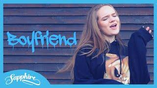 Boyfriend - Ariana Grande, Social House | Cover by Sapphire