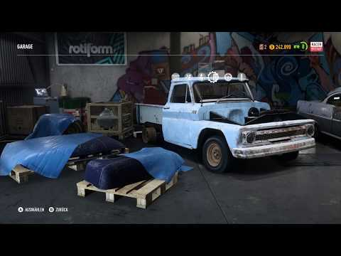 Chevrolet C10 Pickup Wrack ♠ Need For Speed Payback ♠ #16
