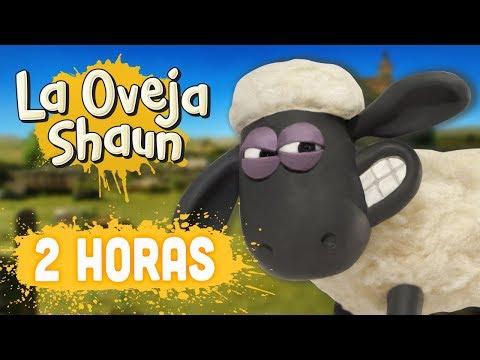 Compilación 2 Horas - Temporada 5 - La Oveja Shaun