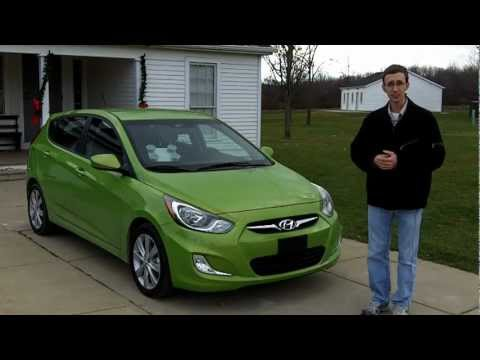 Hyundai Accent Test Drive
