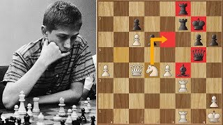 Bobby Fischer Helpless against the Magician from Riga | Part 3