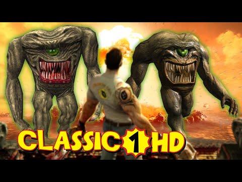 [СРАВНЕНИЕ] Враги Serious Sam: The First Encounter - CLASSIC VS HD (ENEMIES COMPARISON)