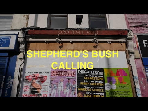 Shepherd's Bush History - home of UK Entertainment