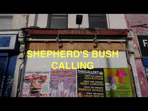 Shepherd's Bush History - Home Of UK Entertainment