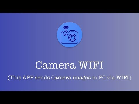 Camera WIFI  For Pc - Download For Windows 7,10 and Mac