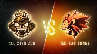 #DWS - Finale : ALLISTER ZOO vs. M BADGONES (Match 1)
