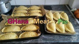 How to Make Meat Pie/Fish Pie
