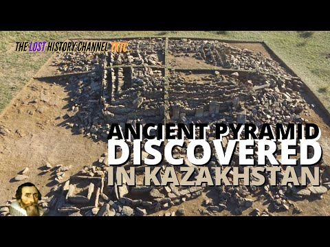 Pyramid of Kazakhstan May Be One Of The Worlds Oldest