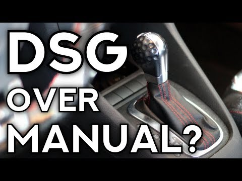 5 Reasons a DSG is BETTER than a Manual Transmission!