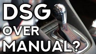 5 причин ДСГ краще, ніж механічна коробка передач!