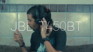JBL T450BT - Review e Considerações Finais
