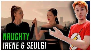 REAGINDO A Red Velvet - IRENE & SEULGI Episode 1 놀이 (Naughty)