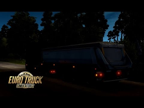Delivery 3 - Orient Express v7.0 (for Euro Truck Simulator 2 v1.21.x) GAMEPLAY