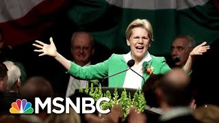 As Elizabeth Warren Makes Gains, A 2020 Top Tier Forms | Morning Joe | MSNBC