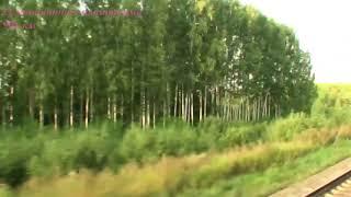 На поезде Москва-Владивосток Фильм 4 Шахунья-Киров (часть 5)
