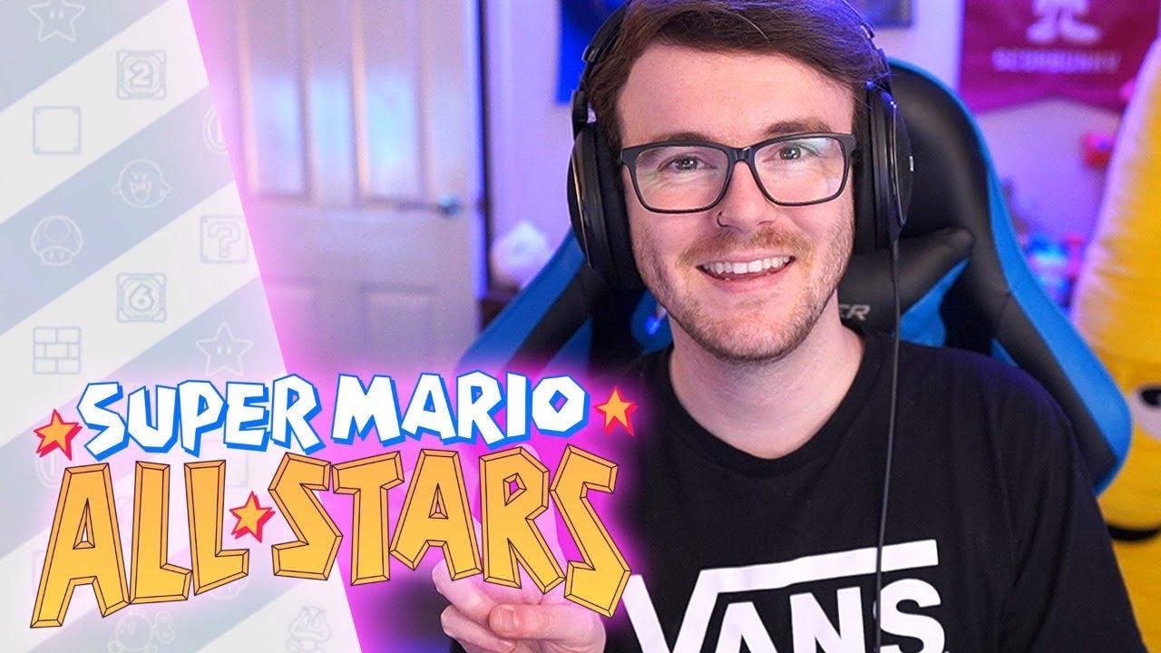 mario all stars cus why not? - GameboyLuke stream